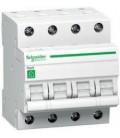 Circuit Breaker 4P 3kA C - 20A - R9F64420