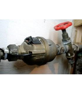Pulsgever voor watermeter