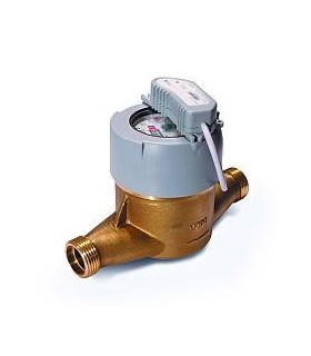 Pulse counter (reed contact) for Elster V200 water meter