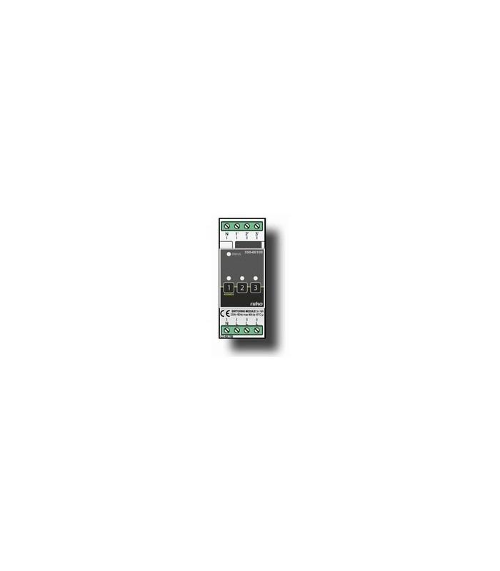 3 fold switching module