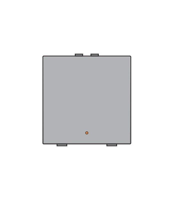 Enkelvoudige lichtbediening met led - Sterling - 121-52001