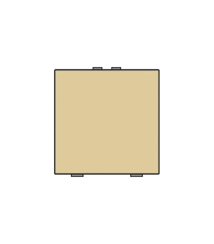 Niko Home Control Enkelvoudige lichtbediening, Alu-Look Gold - 221-51001