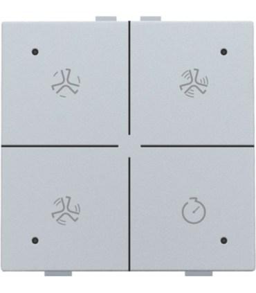 Ventilatiebediening met led, Sterling - 121-52054 - Niko Home Control