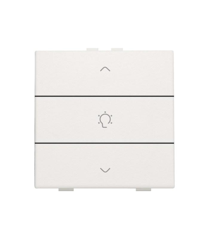 Enkelvoudige dimbediening, Wit - 101-51043 - Niko Home Control