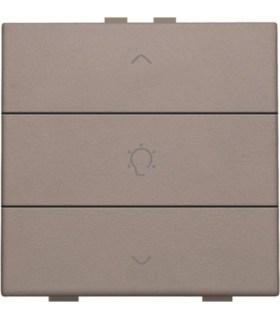 Enkelvoudige dimbediening, Greige - 104-51043 - Niko Home Control