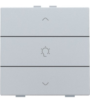 Enkelvoudige dimbediening, Sterling - 121-51043 - Niko Home Control