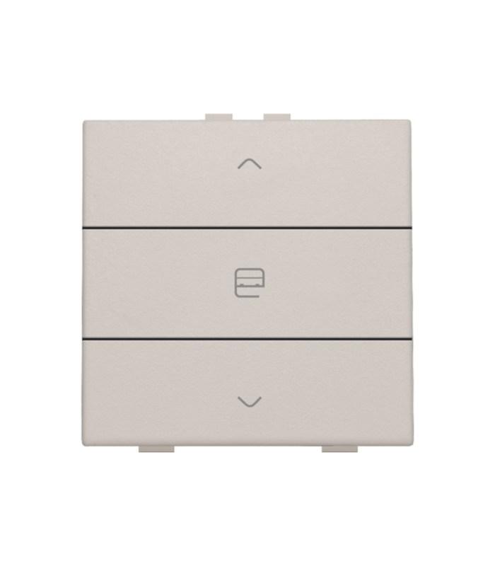 Enkelvoudige motorbediening, Light Grey - 102-51033 - Niko Home Control