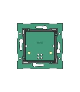 Enkelvoudige muurprint met connector