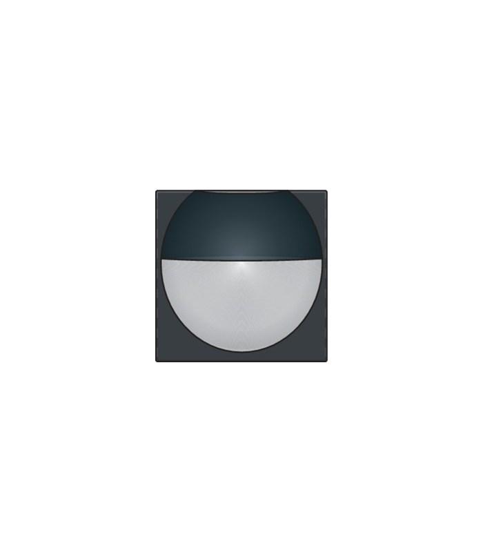 Afwerkingsset voor binnenbewegingsmelder, Anthracite - 122-55511