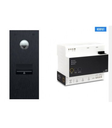 Home Control Videofoon pakket 1 drukknop - pakket 1