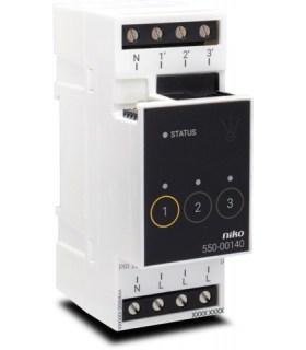 Niko Home Control Ventilatiemodule - 550-00140