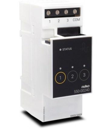 Niko Home Control Analogue control module 0-10V - 550-00240